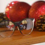 Modernes festliches Styling mit Falvin Eyewear