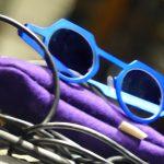 """Blau in der Sonne mit """"America 7601"""" von Theo Eyewear"""