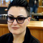ALAIN MIKLI Brille A03025 1026 mit Verlaufsgläsern