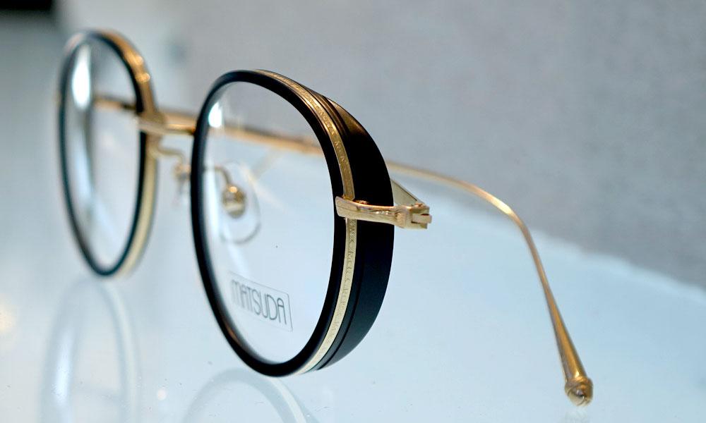 74f04342d72cde Matsuda Optik als Baukunst Brillen Schneider München